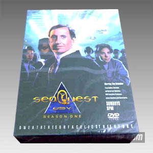 SeaQuest DSV Season 1 DVD Boxset