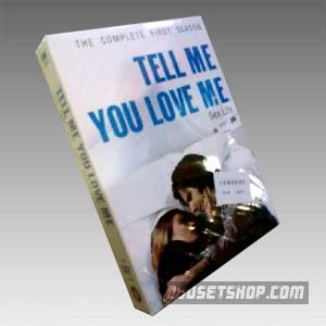 Tell Me You Love Me Season 1 DVD Boxset