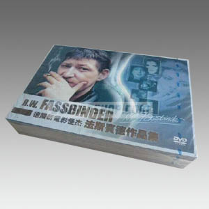 R. W. Fassbinder Ultimate Collection DVD Boxset
