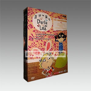 BBC Charlie and Lola Complete Series DVD Boxset