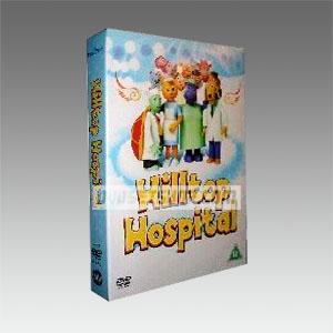 Hilltop Hospital Complete Series DVD Boxset