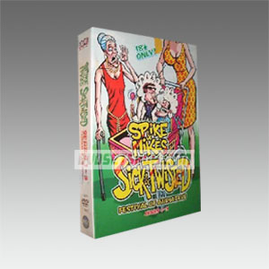 Spike and Mike's Sick and Twisted Festival of Animation DVD Boxset