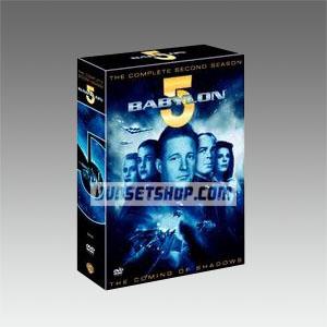 Babylon 5 Season 2 DVD Boxset