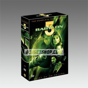 Babylon 5 Season 3 DVD Boxset