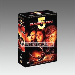 Babylon 5 Season 1 DVD Boxset