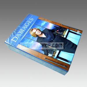 Damages Seasons 1-2 DVD Boxset
