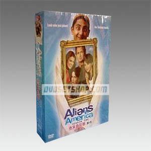 Aliens In America Season 1 DVD Boxset