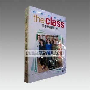 The Class Season 1 DVD Boxset