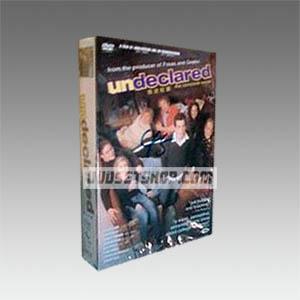 Undeclared Season 1 DVD Boxset