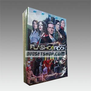 Flash Gordon Season 1 DVD Boxset