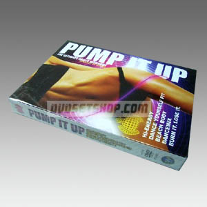 Pump It Up DVD Boxset