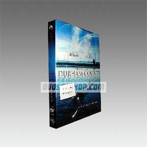 Durham County Season 1 DVD Boxset