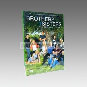 Brothers and Sisters Season 3 DVD Boxset
