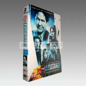 Leverage Season 1 DVD Boxset