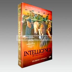 Intelligence Seasons 1-2 DVD Boxset