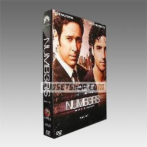 Numb3rs Season 5 DVD Boxset