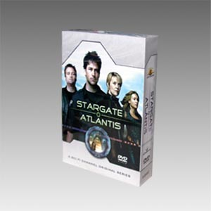 Stargate Atlantis Season 5 DVD Boxset