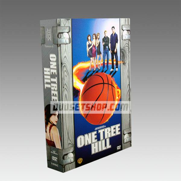 One Tree Hill Season 6 DVD Boxset