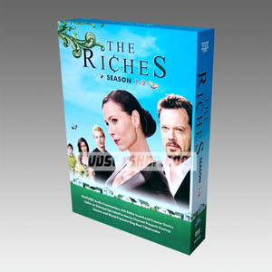 The Riches Seasons 1-2 DVD Boxset