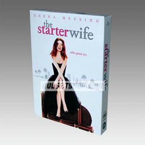 The Starter Wife Season 1 DVD Boxset