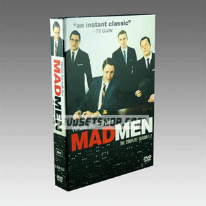 Mad Men Seasons 1-2 DVD Boxset