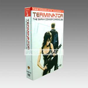 Terminator The Sarah Connor Chronicles Season 1 DVD Boxset