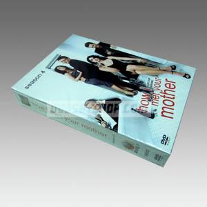 How I Met Your Mother Season 4 DVD Boxset