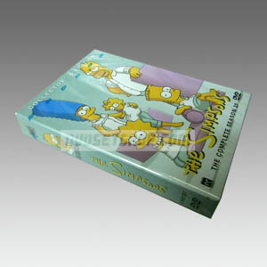 The Simpsons Season 20 DVD Boxset