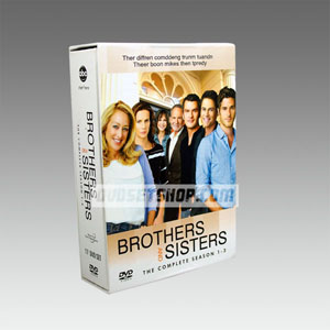 Brothers and Sisters Seasons 1-3 DVD Boxset