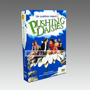 Pushing Daisies Season 2 DVD Boxset