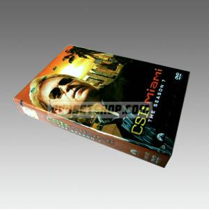 CSI Miami Season 7 DVD Boxset