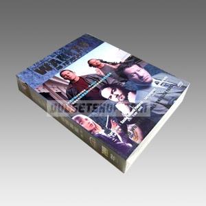 Wanted Season 1 DVD Boxset