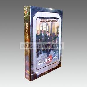 Southland Season 1 DVD Boxset