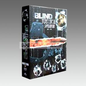 Blind Justice Season 1 DVD Boxset