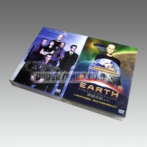 Earth: Final Conflict Seasons 1-2 DVD Boxset