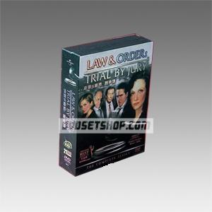 Law & Order: Trial By Jury  Season 1 DVD Boxset