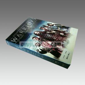 Warriors Complete Series DVD Boxset