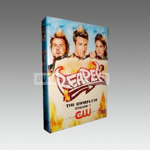 Reaper Season 1 DVD Boxset