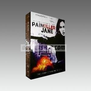 Painkiller Jane Complete Series  DVD Boxset