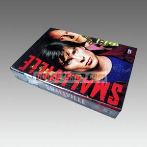 Smallville Season 8 DVD Boxset