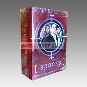 MI5(Spooks) Seasons 1-7 DVD Boxset