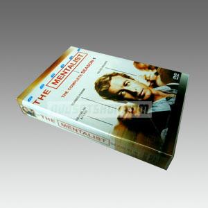 The Mentalist Season 1 DVD Boxset