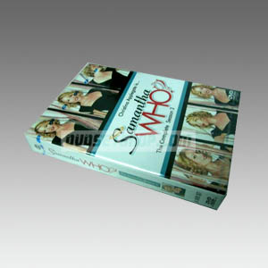 Samantha Who Season 2 DVD Boxset