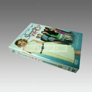 Samantha Who Seasons 1-2 DVD Boxset