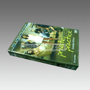 Private Practice Seasons 1-2 DVD Boxset