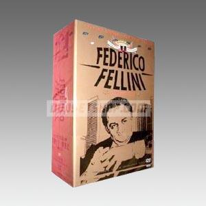 Federico Fellini Complete 31 Movies Collection DVD Boxset