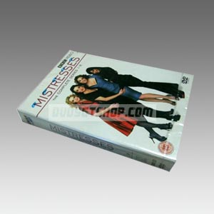 Mistresses Seasons 1-2 DVD Boxset