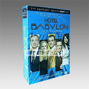 Hotel Babylon Seasons 1-4 DVD Boxset