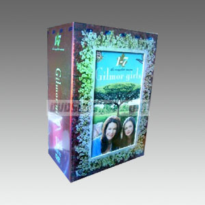 Gilmore Girls Seasons 1-7 DVD Boxset