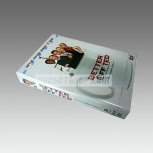 Better Off Ted season 1 DVD Boxset